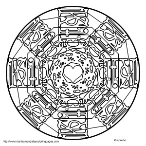 Want To Have Even More Fun Today Join Our Raffle Contest On Facebook And Win A Copy Of Mantra Mandalas Coloring Pages Circles Success