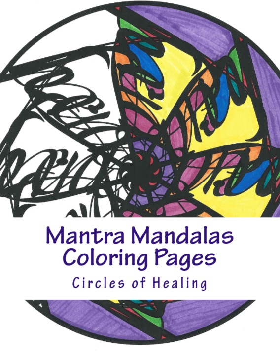 circles of healing front cover only